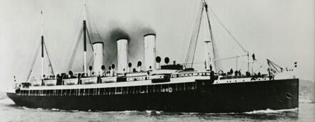 Schnelldampfer Fürst Bismarck